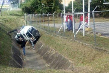 Mujer murió al ser arrollada por patrulla del Cicpc