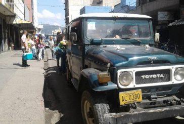 Déficit de jeep afecta a habitantes de Santa Eulalia
