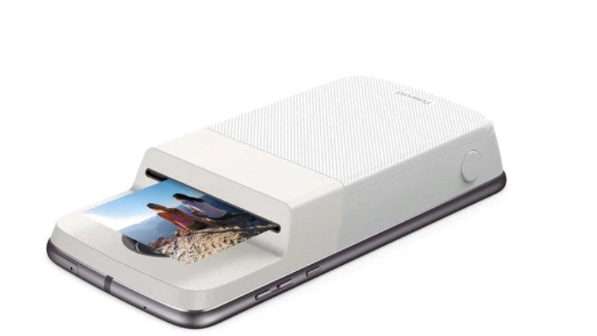 Conoce la mini impresora portátil Polaroid para el celular