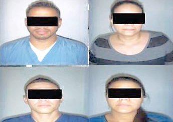 Tras las rejas cuatro médicos del Victorino  por negligencia