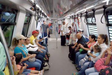 Metro anuncia culminación  de dos estaciones