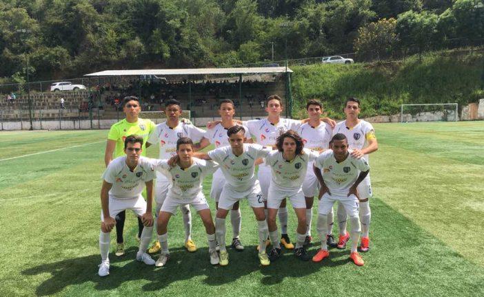 La Sub 18 de Estudiantes no pudo ante Aragua FC