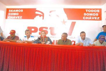 GPP Guaicaipuro dio espaldarazo  a candidatura de Wisely Álvarez
