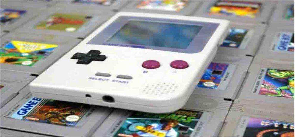Nintendo trae de vuelta las consolas Gamen Boy
