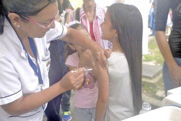 Arrancó segunda fase  del plan de vacunación