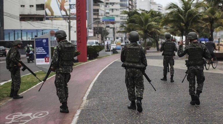 Decreto de intervención militar es votado este lunes en Brasil