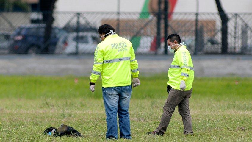 Fallecidos al caer del tren de aterrizaje de un avión en Ecuador eran menores