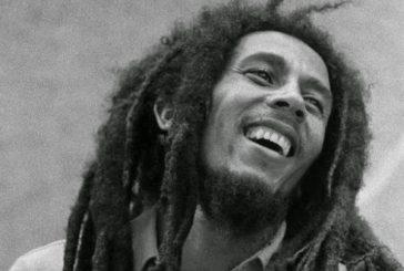 Bob Marley, considerado la principal figura de la música reggae