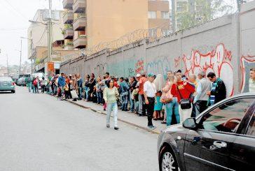Metrobús para La Ladera  funciona a paso de morrocoy