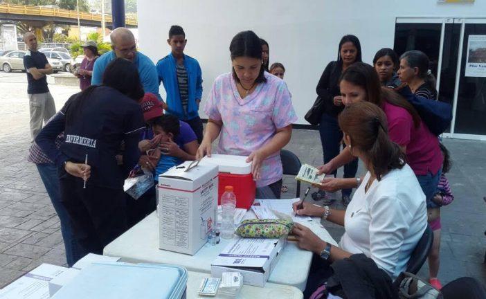Vacunarán a toda la población estudiantil del Egui Arocha tras detectar caso de sarampión