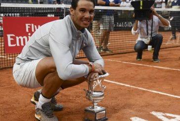 Rafa Nadal gana el torneo de Roma por octava vez y recuperará el número 1