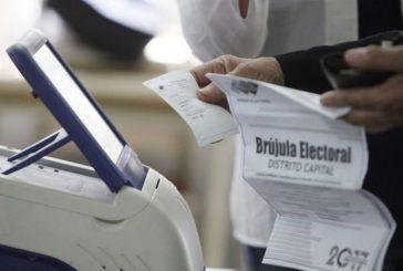 Este viernes se instalarán mesas de votación de cara a las presidenciales
