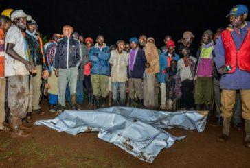 Más de 30 muertos y muchos desaparecidos al reventar una represa en Kenia