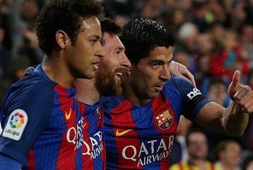 """Messi: """"Ver a Neymar en el Madrid sería un duro golpe para todos"""""""