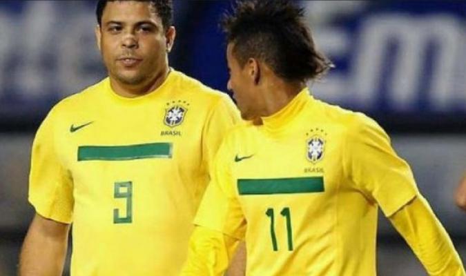 Ronaldo – Neymar: ¿Mismo modus operandi?