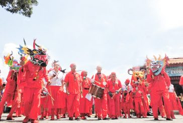 Diablos de Yare abogan por la paz y el diálogo