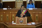 Maduro se juramentó ante la Asamblea Nacional Constituyente