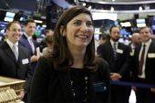 Por primera vez en sus 226 años de historia, una mujer dirigirá Wall Street