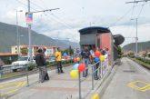 Gobierno Nacional pone en servicio estación Centenario de Trolebús Mérida