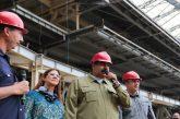 Maduro reitera aspiración de diálogo con Estados Unidos y la Unión Europea