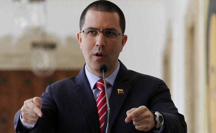 Arreaza: No hay ningún tipo de medida restrictiva que pueda intimidar al pueblo venezolano