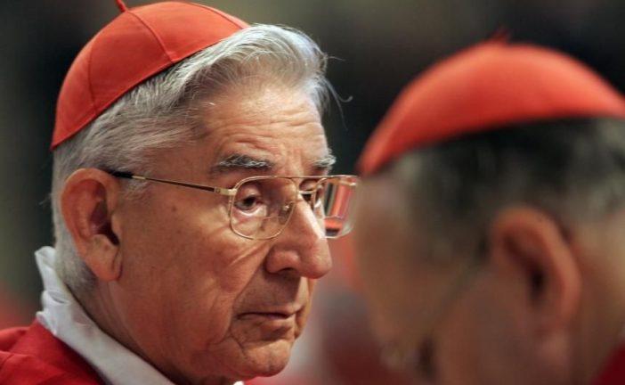 Fallece en Roma el cardenal colombiano Darío Castrillón Hoyos