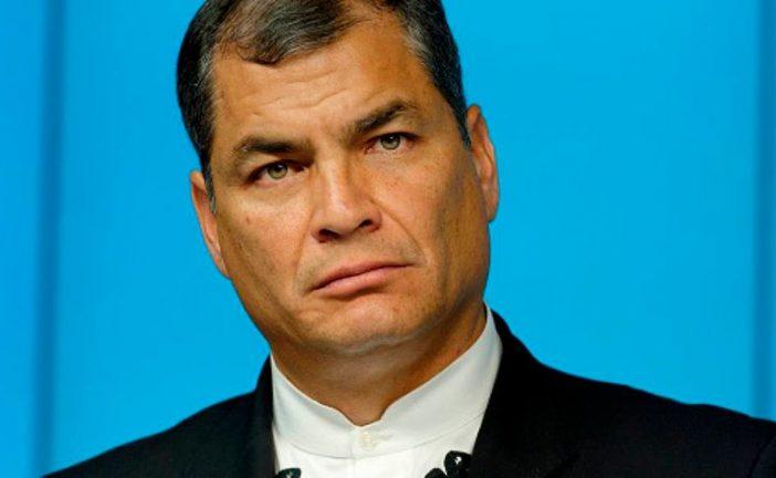 Rafael Correa: Esperamos que se acepten los resultados cualquiera que estos fuesen