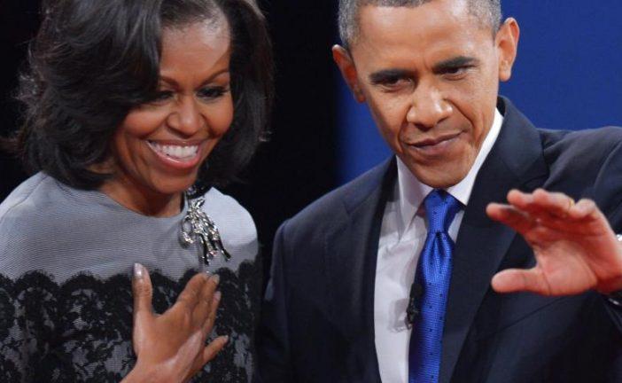 Los Obama, nuevos talentos de Netflix