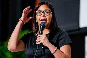 Delcy Rodríguez: En las próximas horas se conocerá el cronograma institucional a cumplir en el país