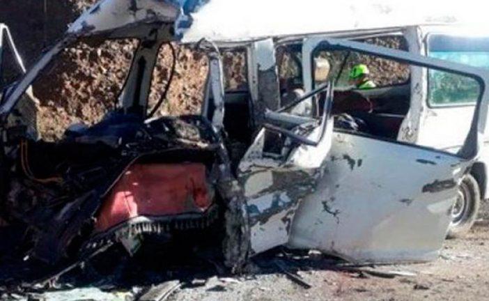 Accidente de tráfico en Bolivia deja al menos ocho muertos y diez heridos