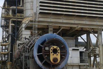 Planta Termozulia recibió una turbina para estabilizar el servicio eléctrico