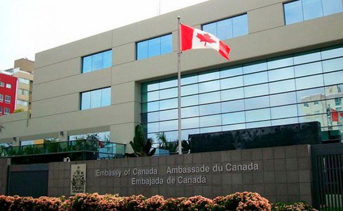 Canadá afirmó nuevamente que no permitirá a Venezuela instalar mesas electorales