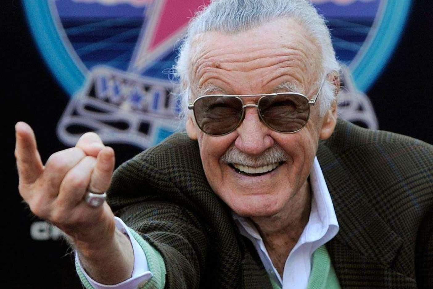 Stan Lee demanda a su ex sociedad