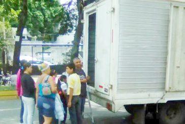Uso de camiones como unidades de transporte se intensifica