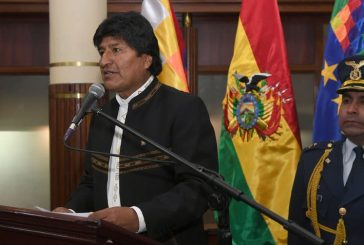 Evo Morales: Venezuela está demostrando su vocación democrática