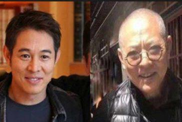 Impactante imagen de Jet Li alertó a sus fanáticos por su estado de salud