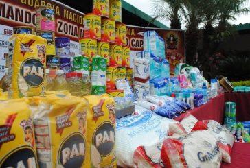 Cesta básica alimenticia superó los Bs. 100 millones