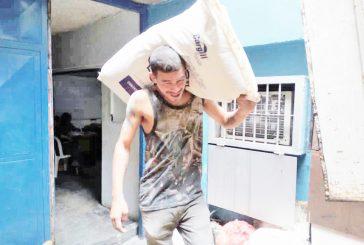 Alcaldía de Carrizal distribuyó  harina a panaderías