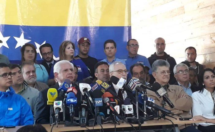 Omar Barboza sobre elecciones: Desde el principio hasta el final fue un engaño, una farsa