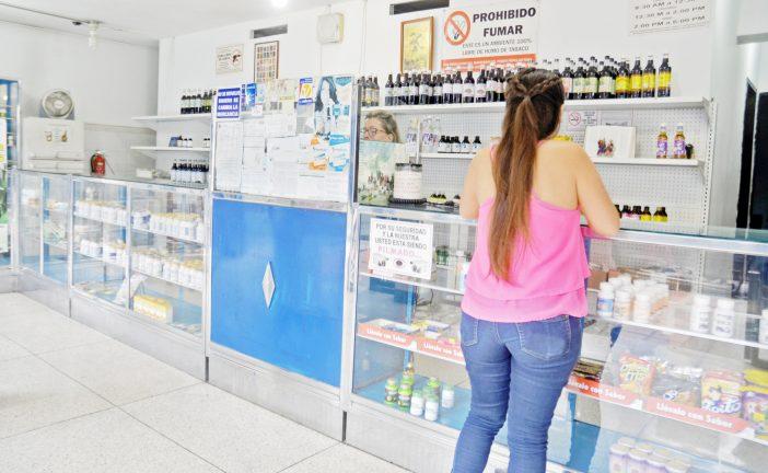 Ninguna farmacia cuenta con  máquinas para tomar la tensión