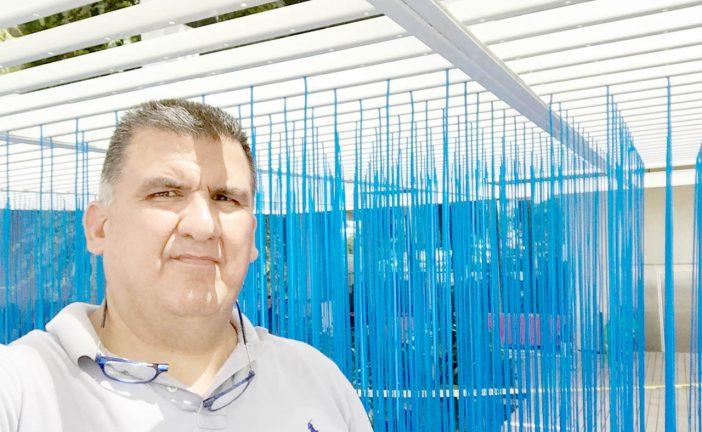 Luis La Rosa, un experto en museografía  de talla internacional