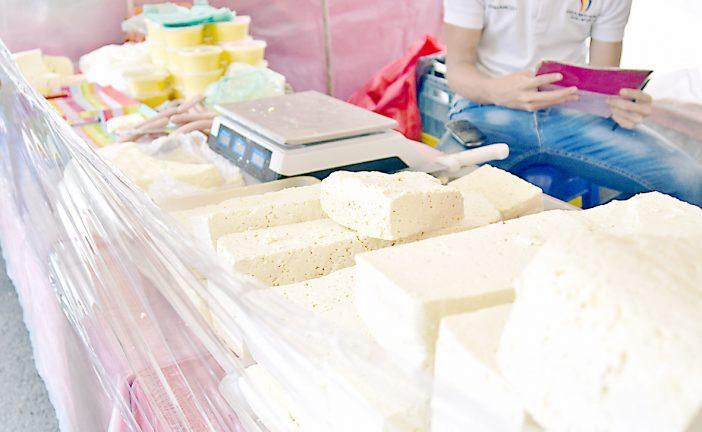 Kilo de queso sobrepasó el salario mínimo en 40%