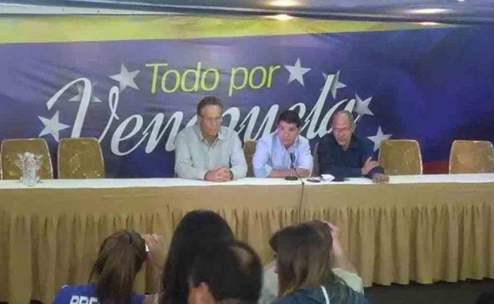 Secretario de Avanzada Progresista instó a testigos a mantenerse en mesas electorales