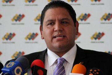 Rector Rondón: Está claramente garantizado el ejercicio del voto
