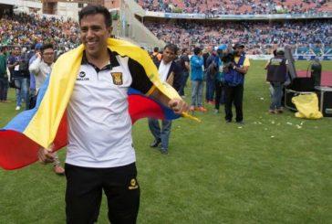 César Farías tiene un plan para llevar a la Verde boliviana al Mundial 2022