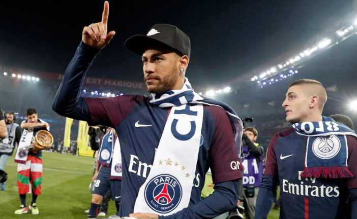 Presidente del PSG aseguró la estadía de Neymar en Francia
