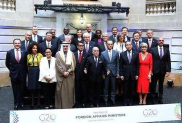Seis países reunidos por G-20 desconocen reelección de presidente venezolano Maduro
