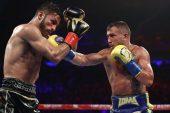Jorge Linares buscará la revancha ante el ucraniano Vaily Lomachenko