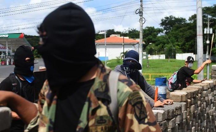 Varios muertos, incluido un bebé,dejó ataque de fuerzas de Ortega en Managua