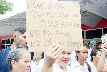 22 hospitales de Caracas y 19 estados continúan en paro